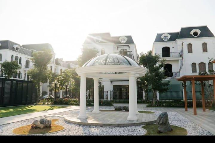 Sunshine rooms in modern area - Haiphong