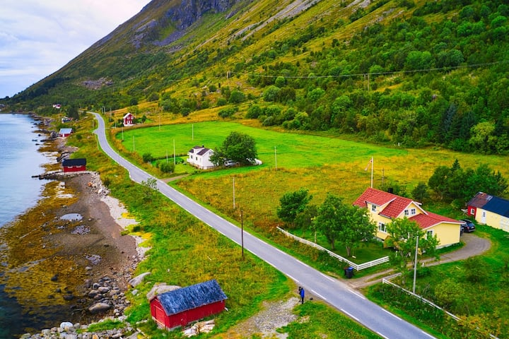 ..live like the locals - Lofoten