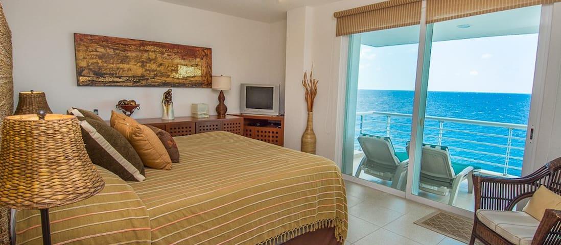 NAH-HA CONDO #502 - San Miguel de Cozumel - Apartemen