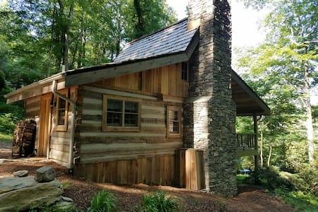 1732 LOG CABIN (Cora's Cabin) - Fairview - Kisház