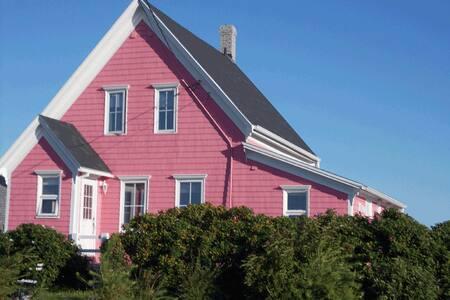 La Maison Rose - L'Étang-du-Nord