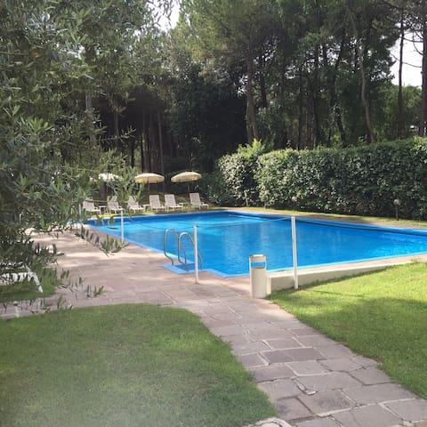 Euro Residence - stanza privata - Lignano Sabbiadoro