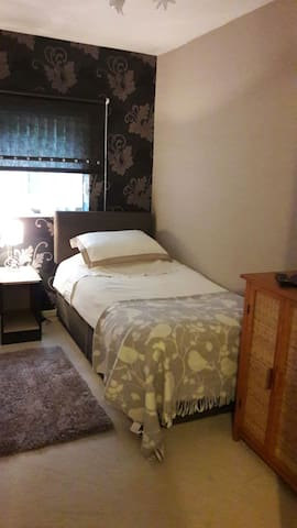 Cosy modern single room - Birmingham - Apartament