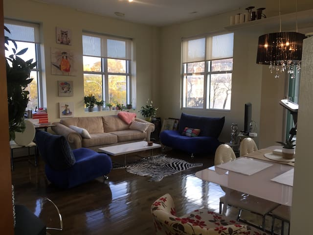 Great 2 BR in Key Location Mile End - Montreal - Apartamento
