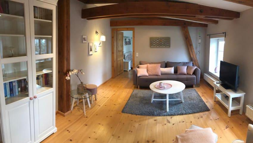 Nördlichste Ferienwohnung Rügens - Nordstrand