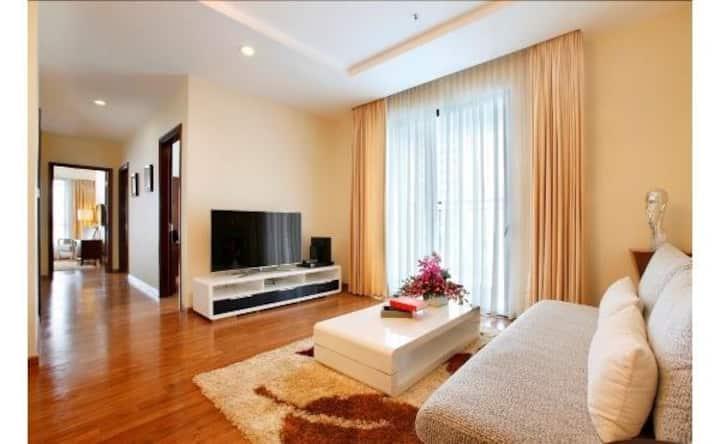 iSleep Service Apartment
