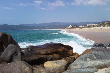 50 m vom Strand Tenutella Abbartello 4/6 personen
