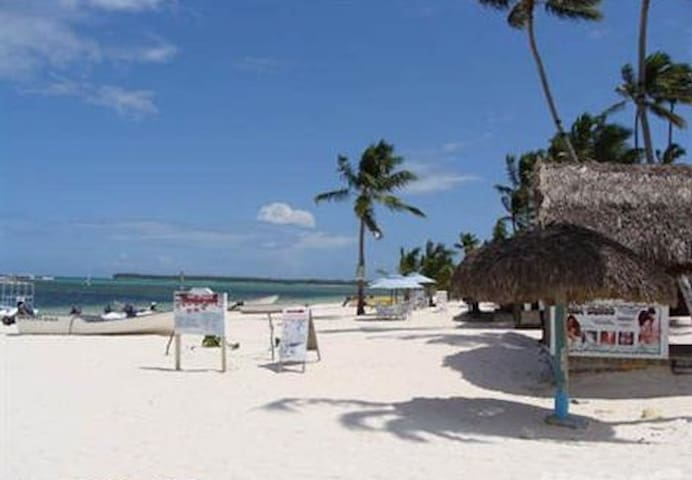 2 Minute Walk To The Beach! Gorgeous Large Condo - Punta Cana - Apartment