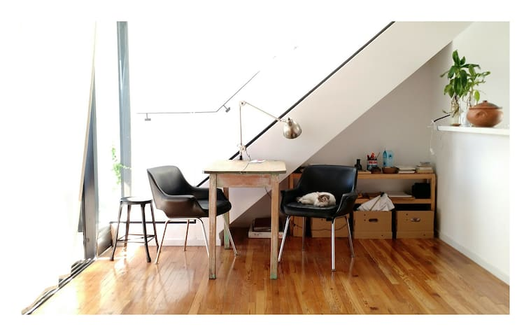 Departamento tipo loft con terraza - Buenos Aires