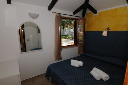 bedroom apartment Mirto Flower - Massa Lubrense