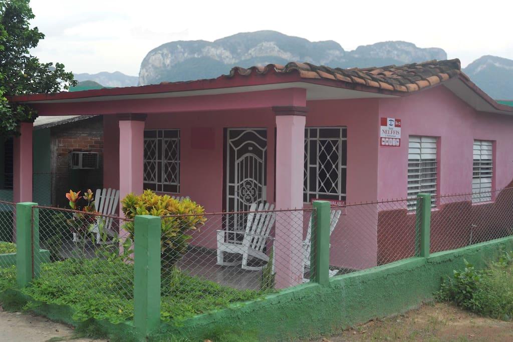 Hostel Villa Nelffis
