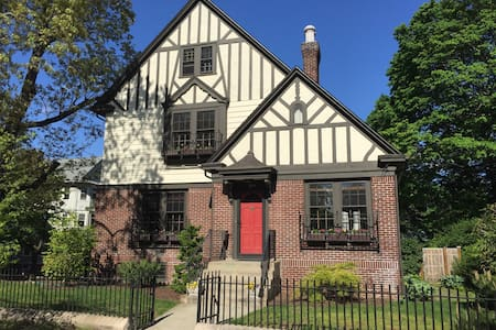 Gracious East Side Home Near Brown - Providence - Huis