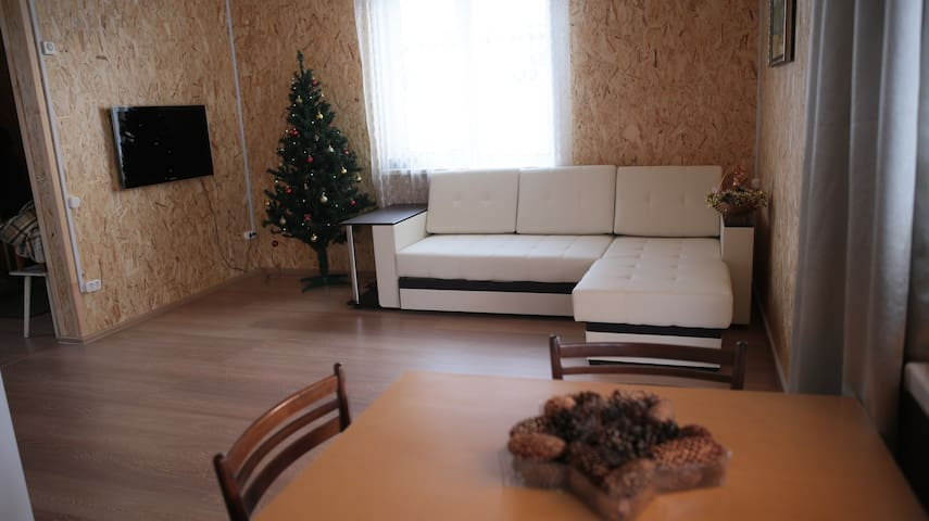 Гостевой дом Яхрома - Yakhroma - Pensió
