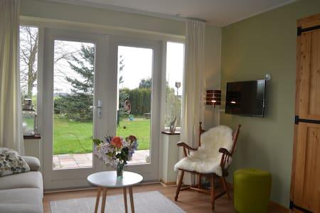 Mârkluun, privé huisje in buitengebied.