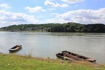 View on Batina