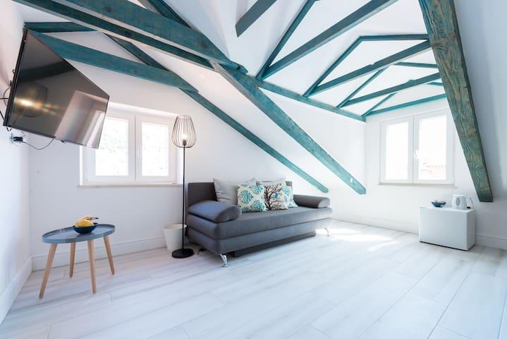 EuroAdria Loft Room Residence