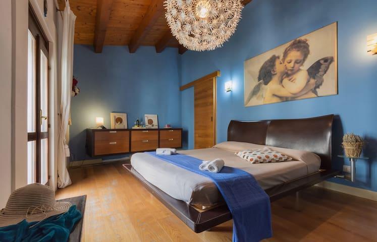 DELUXE ROOM - Fantastic View Ortigia Wifi