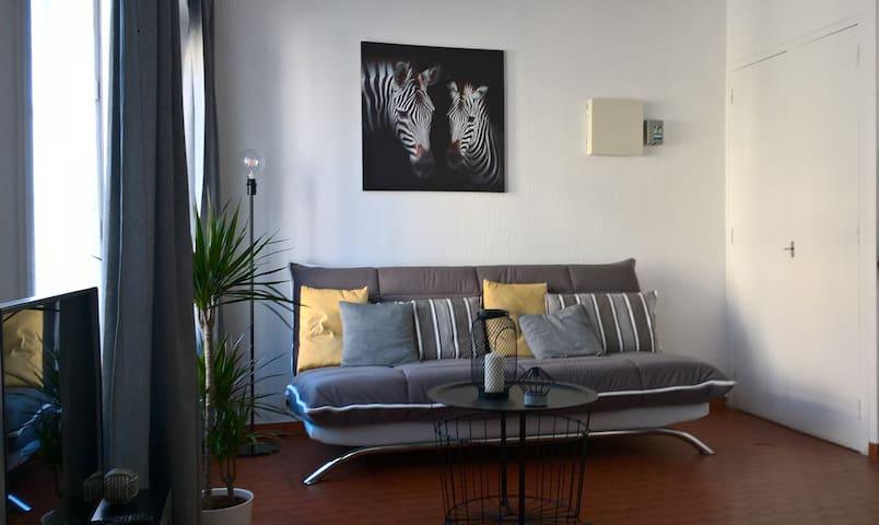 Charmant studio pour 2 personnes à Annecy