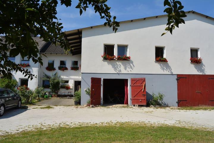 LINDENHOF Wohnung Wiesenrech - Blankenrath - Huoneisto