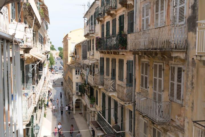Casa Chalichiopoulo, Old Town Corfu