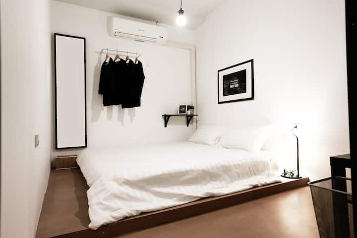 Sleeping Well (Double Room with Shared Bathroom-3)