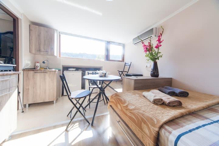 Dea's apartment