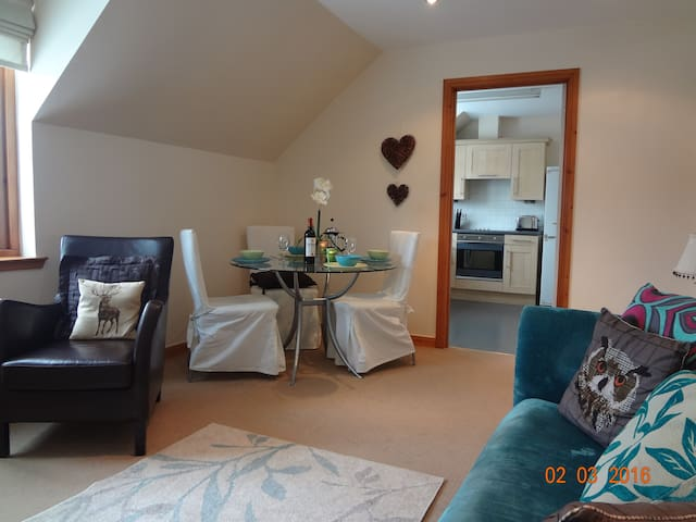 Crow's Nest Apartment, Aviemore - Aviemore - Appartement