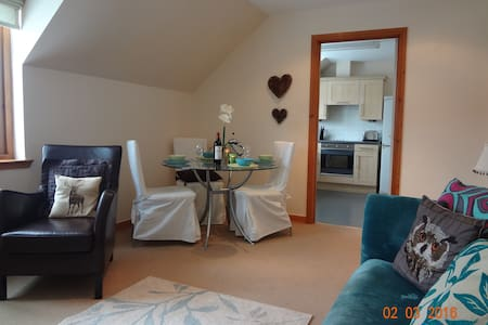 Crow's Nest Apartment, Aviemore - Aviemore - Huoneisto