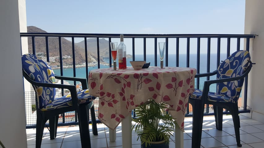 Cosy apartment with Sea Views - Almería - Lägenhet