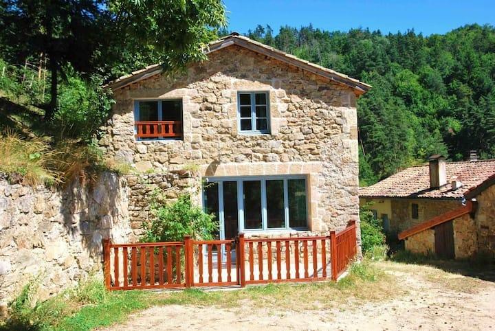 Gîte Châtaigneraie*** à Labatie d'Andaure