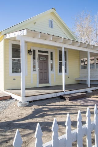 Newly Remodel Historic Home in Old Town Dayton, NV