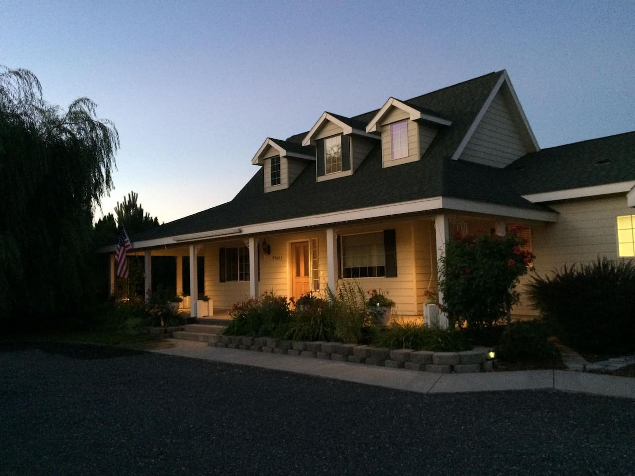 Welcome to our home!  An oasis set on 2 acres.  If you want to be in Richland, this is the perfect place for your stay!