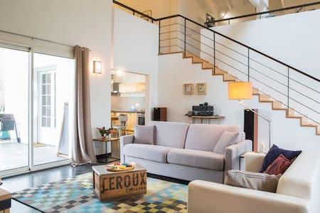 Villa 6 à 8 personnes proche plages - Biaudos