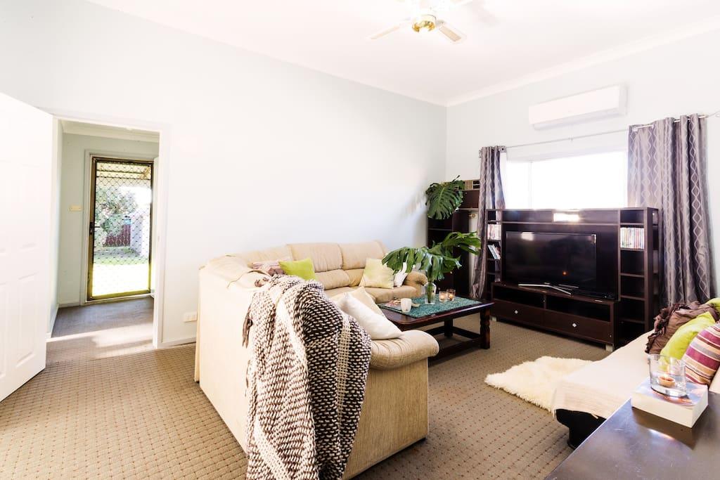 Living Area 2 - Looking Towards  Back Door