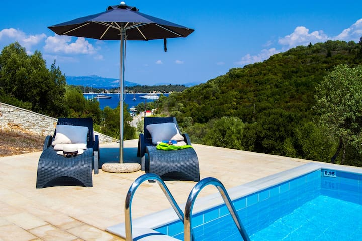 Nema Villa 2 ,villa 60m2 με ιδιωτική πισίνα
