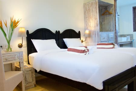 Superior Room with single beds in a Dive Resort - Manggis - Lain-lain