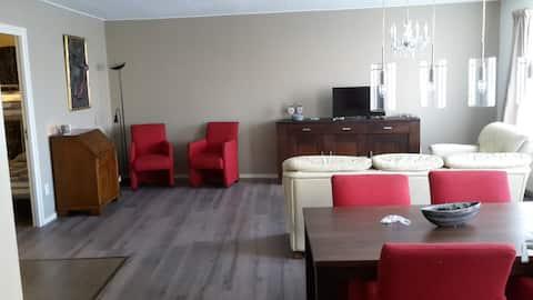 B&B Wemeldinge privé appartement met eigen ingang.