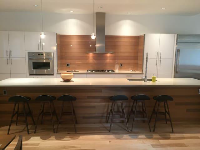 New, Luxury Whistler Home