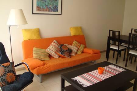 Bonito apartamiento en la playa. - Sant Feliu de Guíxols - Wohnung