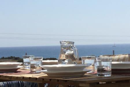 Sea Breeze Villa West: Brand-new! beach, sea view - Rodos