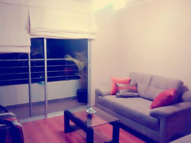 Lindo y Acogedor Apartamento. - Lima - Apartamento