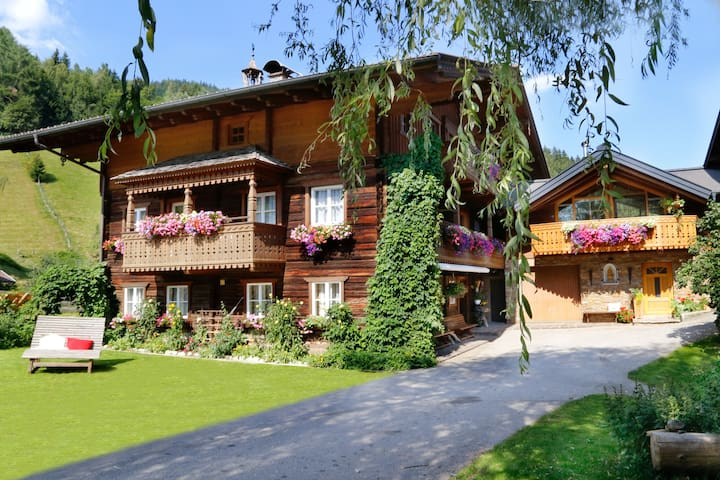 Appartement Moabauer - Wagrain - House