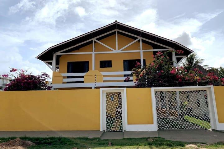Casa de praia com piscina- Salinas, Salinópolis