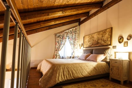 La Colombaia, appartamento double room..