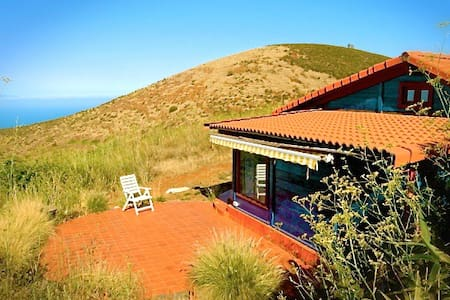 COZY WOOD HOUSE IN PURE NATURE - Santa Cruz de Tenerife - House