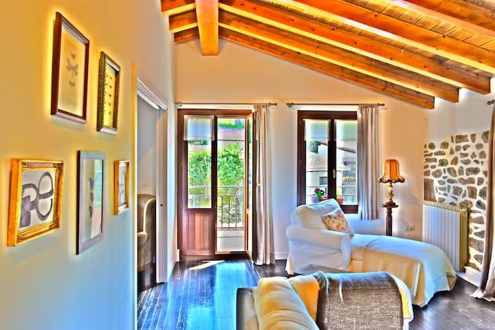 Batxillerenea, apartamento rural con encanto - Doneztebe - Συγκρότημα κατοικιών