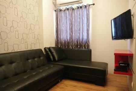 Apartemen Suites Metro 2 bedroom - Buahbatu - Pis