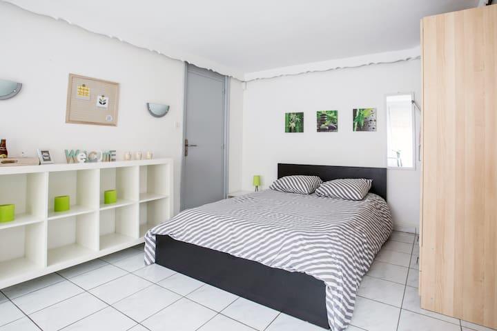 Studio équipé au coeur de Lens - Lens - Apartment