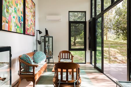 Hide Away In Nature at an Idyllic Villa