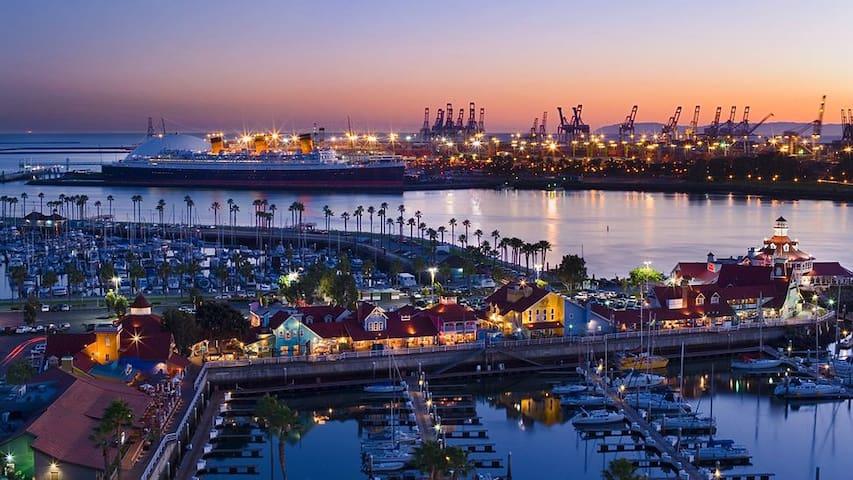 Luxury Loft in the heart of Long Beach